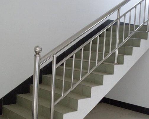 學校樓梯扶手案例