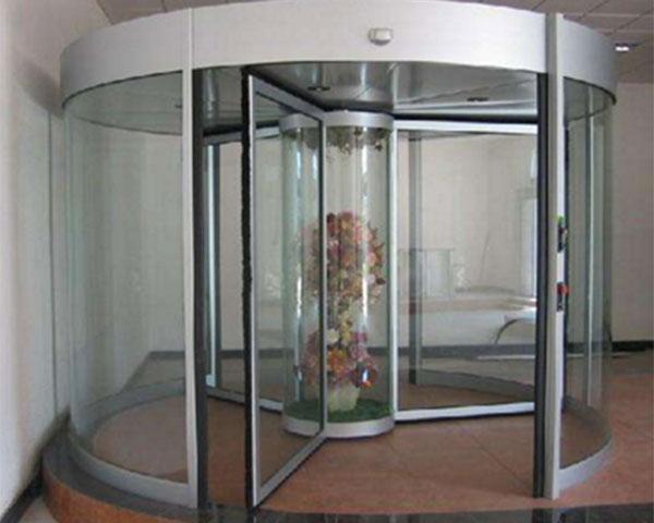 不銹鋼有框玻璃門
