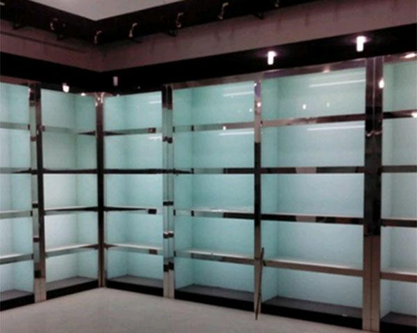 不銹鋼展示柜