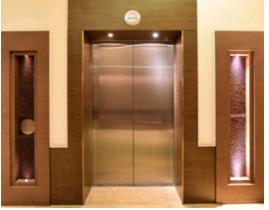 不銹鋼電梯門
